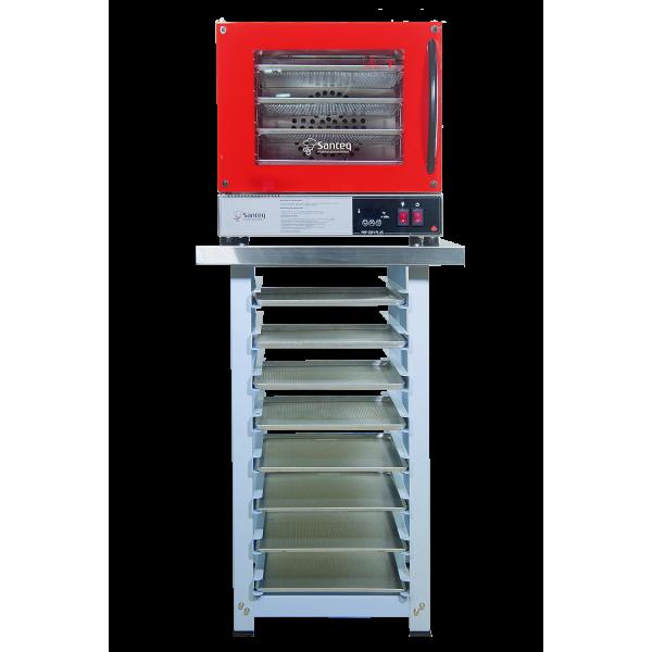 Fogão Elétrico com 1 Boca para panelas de Alumínio ou Inox (1500W de Potência)